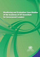 Monitoring and Evaluation Case Studies of the Academy of ICT Essentials for Government Leaders