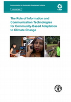 The Role of Information and Communication Technologies for Community-Based Adaptation to Climate Change