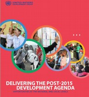 DELIVERING THE POST-2015 DEVELOPMENT AGENDA