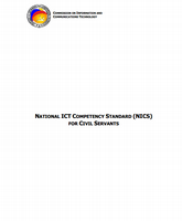 National ICT Competency Standards for Civil Servants