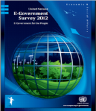 E-Government Survey 2012: E-Government for the People