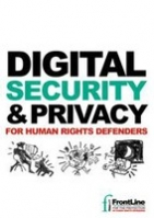 Digital Security & Privacy for Human Rights Defenders