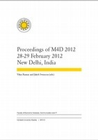 Mobile Communication for Sustainable Development: Change and Challenges in South Asia