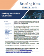 Briefing Note_Realizing Data Driven Governance