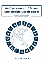 Overview of ICTs and Sustainable Development